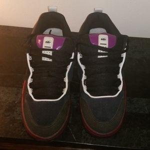 Nike Sb 6.0 black and purple
